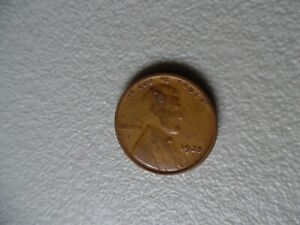 UNITED STATES PENNY     1925   LAMINATION   ERROR COIN NB