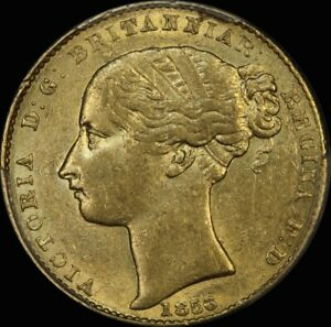 Click now to see the BUY IT NOW Price! 1856 SYDNEY MINT TYPE I SOVEREIGN GOOD EF  PCGS AU 55
