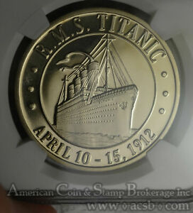 Click now to see the BUY IT NOW Price! SOMALIA $5 DOLLARS 1998 PR68 UCAM NGC SILVER X1A RMS TITANIC PROOF SHIP