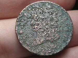 1826 CAPPED BUST HALF CENT   TYPE COIN