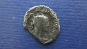 ROMAN EMPIRE GALLIANUS 253 268 BILLON ANTONIANANUS 259 IN S SS  5009