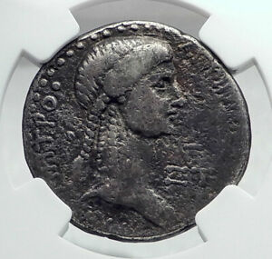 Click now to see the BUY IT NOW Price! CALIGULA & AGRIPPINA SENIOR ANCIENT ANTIOCH SILVER TETRADRACHM COIN NGC I81438