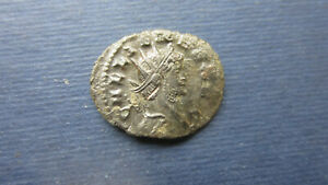 ROMAN EMPIRE GALLIANUS 253 268 BILLON ANTONIANANUS 264 66 IN S SS  5059