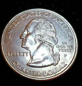2004 P WISCONSIN  QUARTER   ERROR COIN