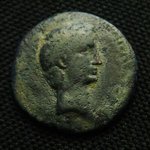 Click now to see the BUY IT NOW Price! AS AUGUSTUS MONEYERS SERIES RV L SVRDINVS III VIR AAA F F 11.04 G 25 6MM 15 BC