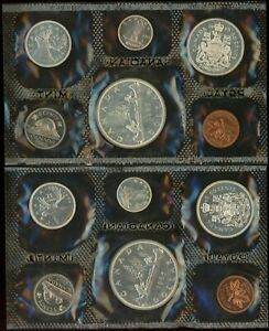 Click now to see the BUY IT NOW Price! CANADA 1965 PROOFLIKE SET LOT OF 7