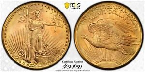 Click now to see the BUY IT NOW Price! 1931 D PCGS MS64  $20 GOLD SAINT GAUDENS DOUBLE EAGLE