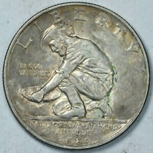 1925 S CALIFORNIA DIAMOND JUBILEE COMMEMORATIVE HALF DOLLAR 50C
