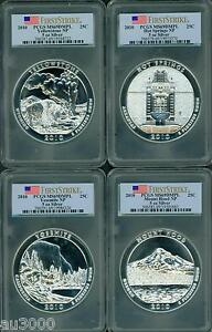Click now to see the BUY IT NOW Price! 2010 2011 2012 2013 2014 2015 2016 2017 ATB 5 OZ SILVER PCGS MS69 DMPL 40COIN FS