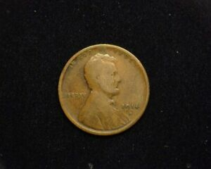 HS&C: 1914 D LINCOLN WHEAT CENT VG