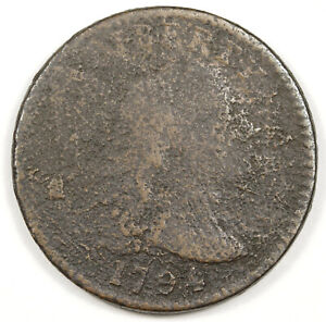 1794 LARGE CENT.  FULL DATE.  149435