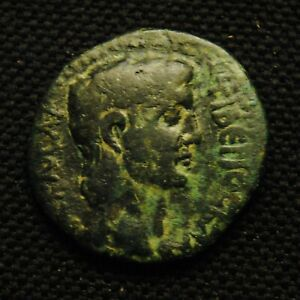 Click now to see the BUY IT NOW Price! 25 CAPPADOCIA CSAREA EMP CLAUDIUS RV TYCHE RIVER GOD 8.07 GRAM 23 5MM AD 42 54