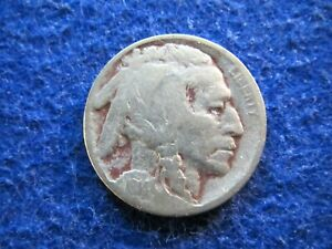 1914 BUFFALO NICKEL   GOOD