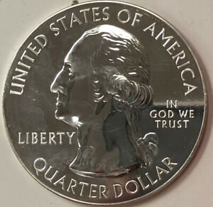 2013 AMERICA THE BEAUTIFUL .999 5 OZ SILVER 25C FORT MCHENRY BRILLIANT UNC