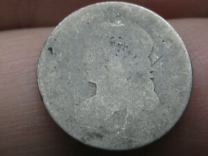 1829 1837 SILVER CAPPED BUST HALF DIME