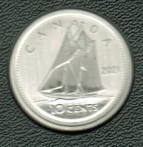 2021 SPECIMEN 10 CENTS TAKEN FROM SET NICE COIN PLEASE SEE SCANS