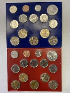 2013 UNITED STATES MINT UNCIRCULATED MINT SET P AND D AS