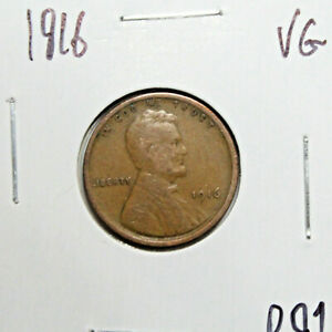 1916 US WHEAT PENNY LINCOLN CENT COIN  EXACT COIN