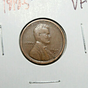 1919 S US WHEAT PENNY LINCOLN CENT COIN  EXACT COIN