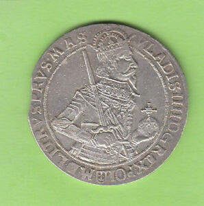 Click now to see the BUY IT NOW Price! POLAND THALER 1633 GOOD BETTER THAN XF LEIPZIG