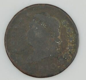 1810 CLASSIC HEAD LARGE CENT  107