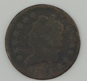 1814 CLASSIC HEAD LARGE CENT  Z72