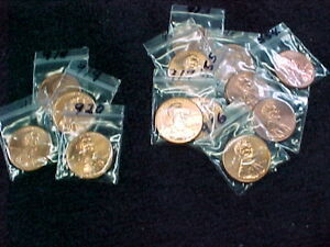 13   2002  4   D & 9   P   LINCOLN MEMORIAL PENNIES UNCIRCULATED