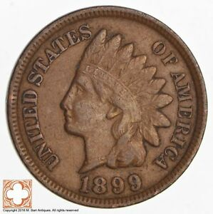 1899 INDIAN HEAD CENT  553