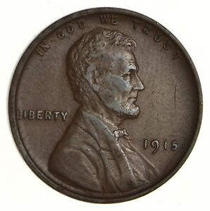 1915 LINCOLN WHEAT CENT   CIRCULATED  6247