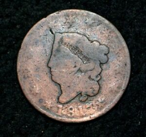 1817 LARGE CENT   LOW PRICE