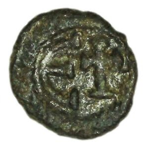 BYZANTINE EMPIRE  CONSTANTINOPLE  COIN PENTANUMMIUM JUSTINIAN I  527. 565.