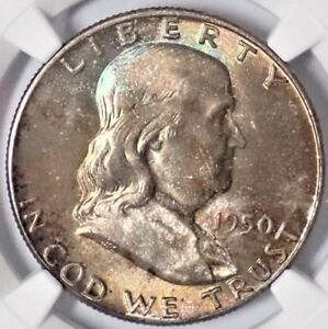 Click now to see the BUY IT NOW Price! 1950 FRANKLIN SILVER HALF 50 CENTS  NGC MS67 FBL ULTRA  1 0F 3 TOP POP