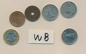 WORLD COIN LOT   WHOLESALE PRICE   W8
