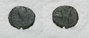 ANCIENT ROME :  BRONZE COIN 4TH CENTURY  41