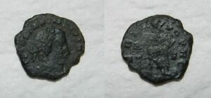 ANCIENT ROME :  BRONZE COIN   3RD   4TH  CENTURY
