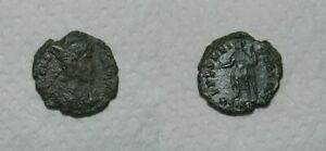 ANCIENT ROME :  BRONZE COIN 4TH CENTURY  46