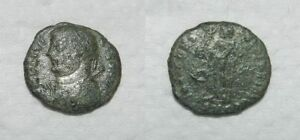 ANCIENT ROME :  BRONZE COIN 4TH CENTURY A.D.  20