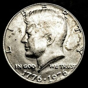 CMI 134  1976 P KENNEDY HALF DOLLAR IN MINT CONDITION   $20 ORDERS SHIP FREE