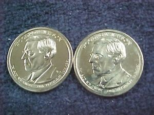 2013 P & D WOODROW WILSON DOLLARS UNCIRCULATED