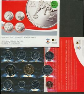 Click now to see the BUY IT NOW Price! 2007 CANADA 25 CENTS PARALYMPIC WHEELCHAIR CURLING OLYMPIC LOGO MULE ERROR SET