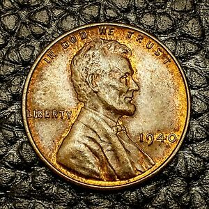 ITM 1591  1940 P LINCOLN CENT   MINT CNDTN   $20 ORDERS SHIP FREE