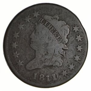 1811 CLASSIC HEAD LARGE CENT   CIRCULATED  2762