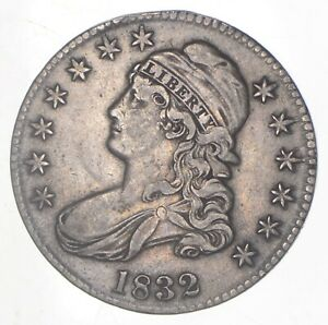 1832 CAPPED BUST HALF DOLLAR  6288