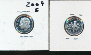 ROOSEVELT SILVER DIME   2009 S CAMEO GEM PROOF   BETTER DATE