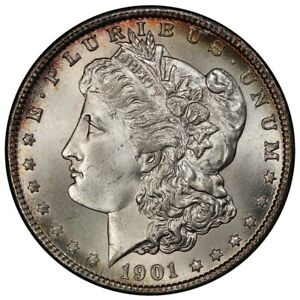 Click now to see the BUY IT NOW Price! 1901 O $1 MORGAN DOLLAR PCGS MS66   CAC