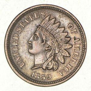1859 INDIAN HEAD CENT  3406