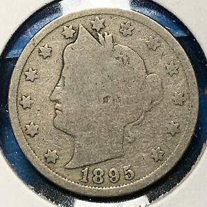1895 5C LIBERTY NICKEL  52888