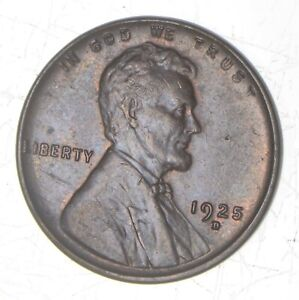 1925 D LINCOLN WHEAT CENT  7003