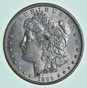 1895 O MORGAN SILVER DOLLAR  4931