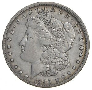 1895 O MORGAN SILVER DOLLAR  6791